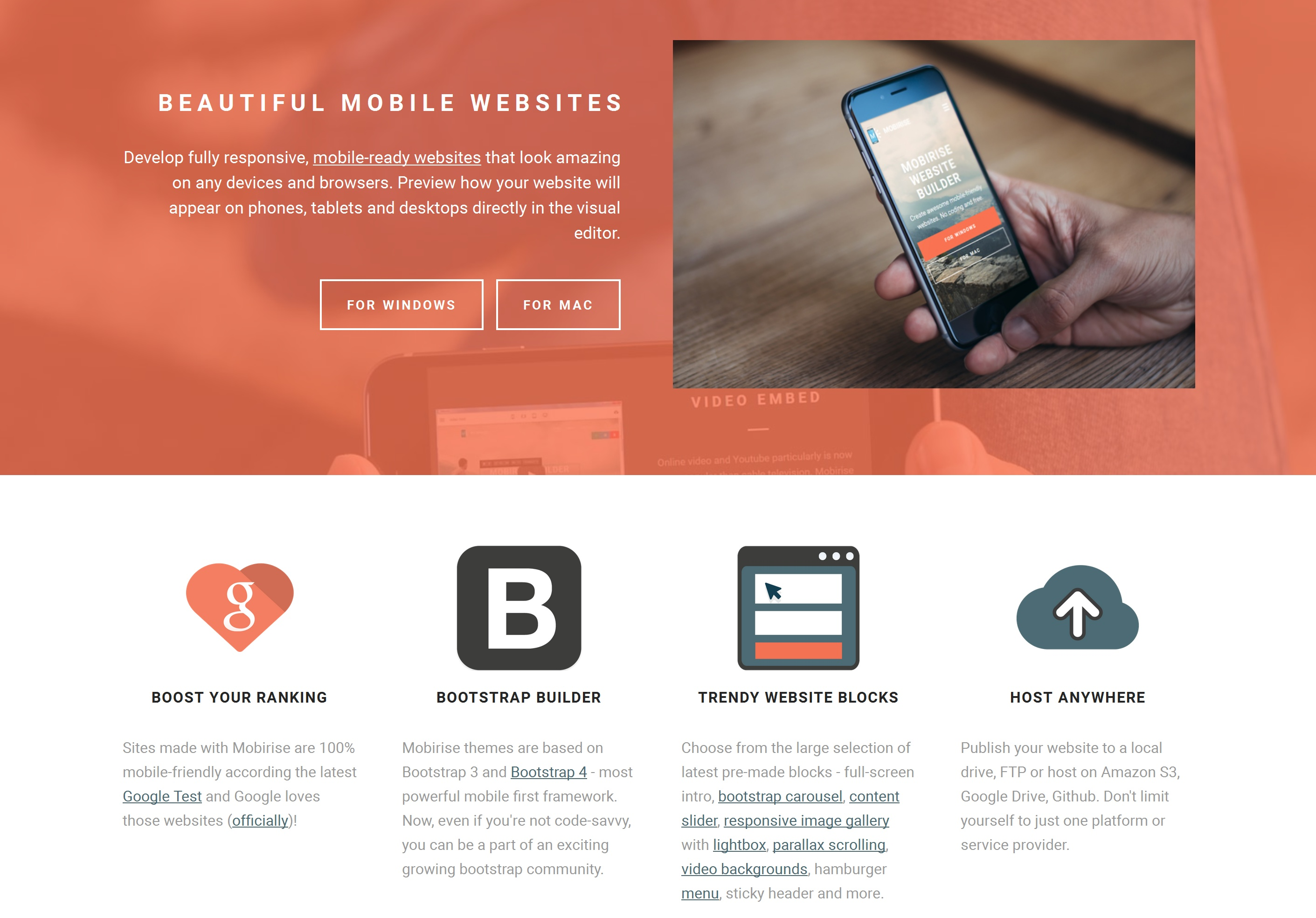 Easy Mobile Website Creator Review