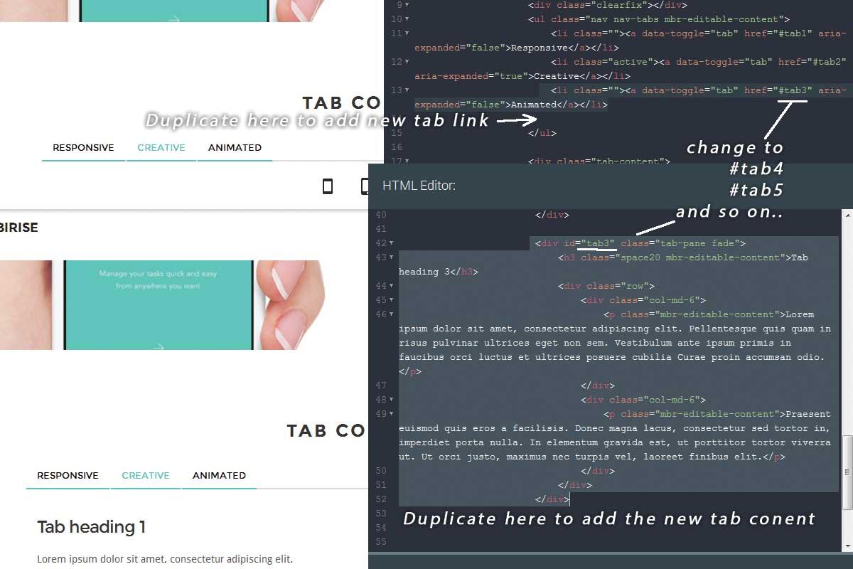 Free Bootstrap Minimal Theme
