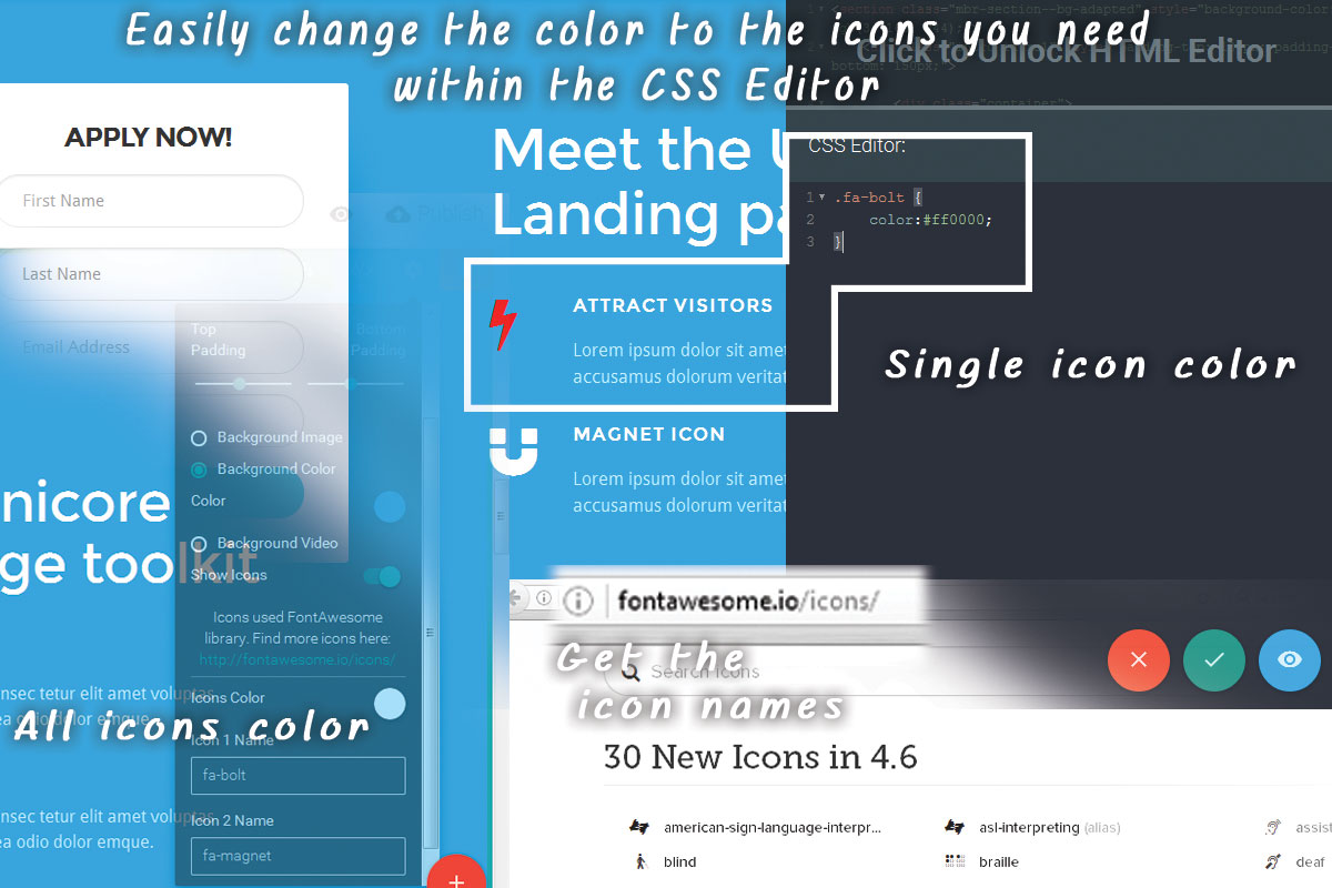 Custom Bootstrap Flat Theme Download