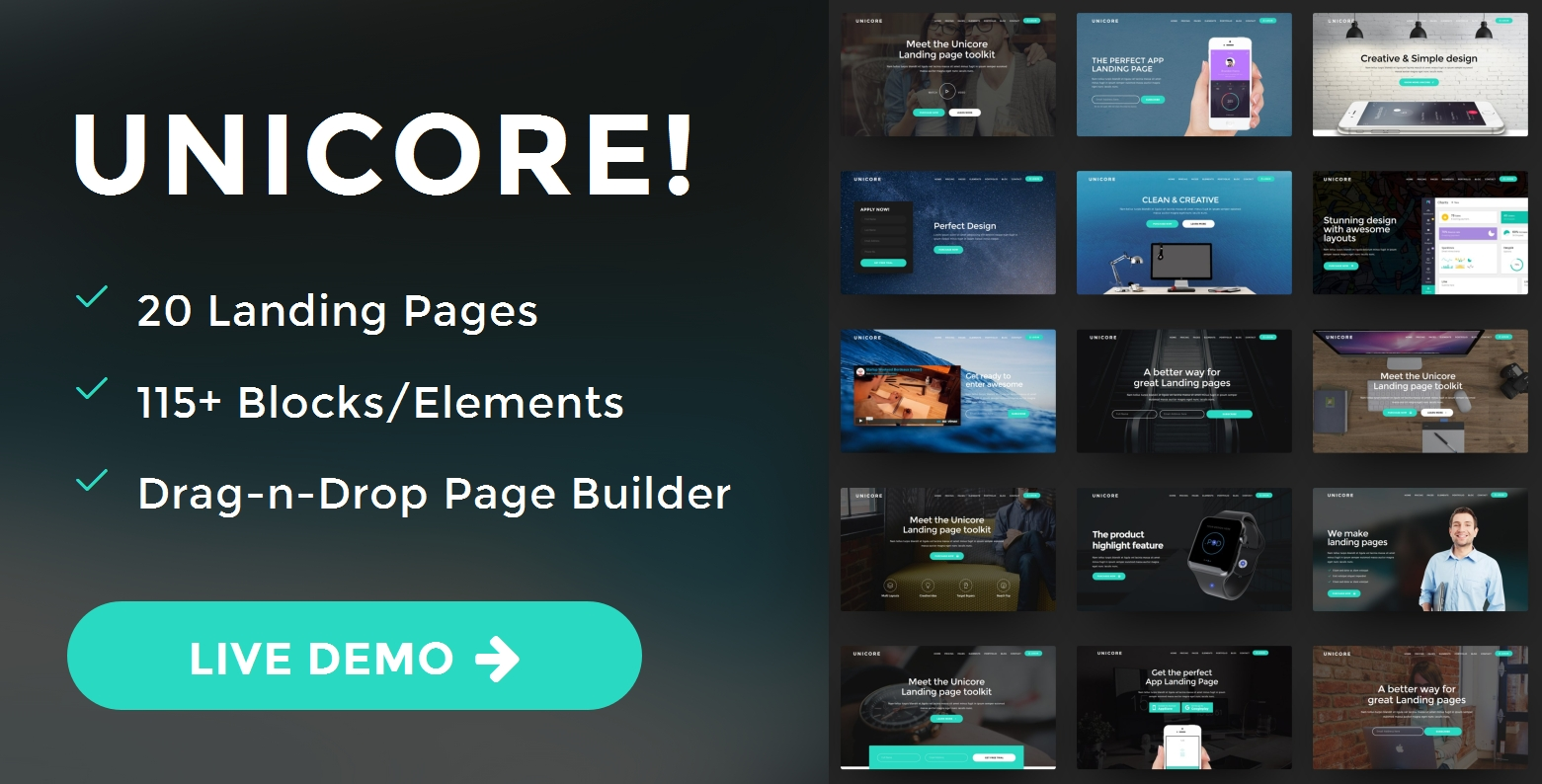Free Bootstrap CSS Theme