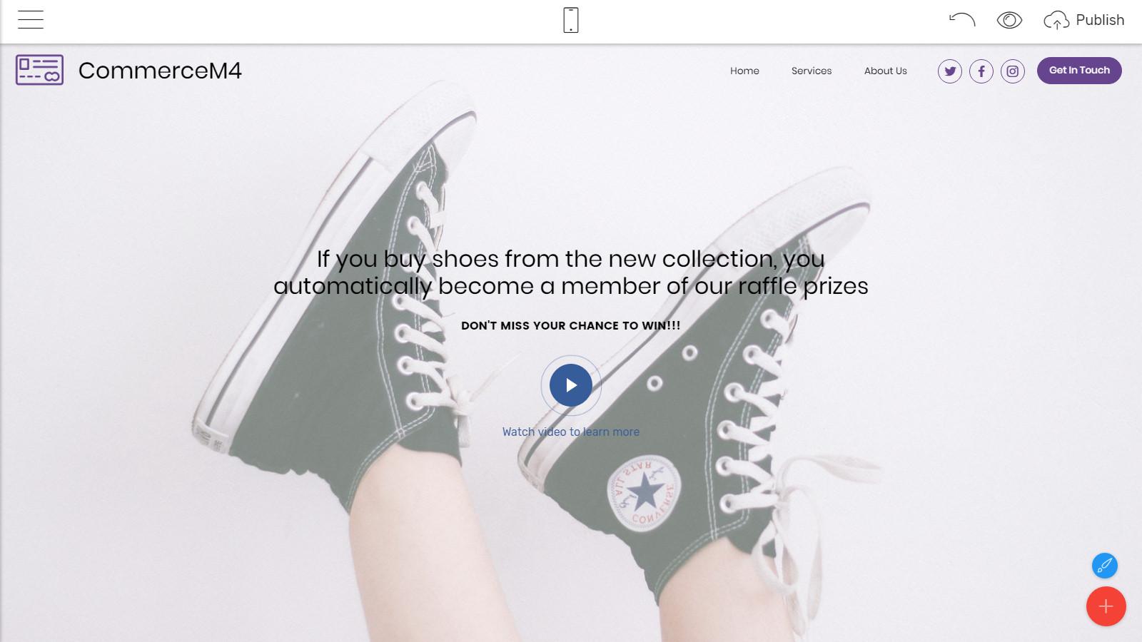 responsive website layouts