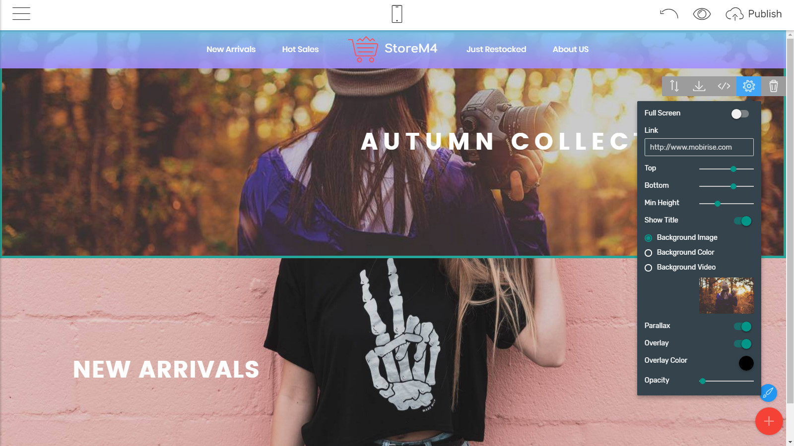 bootstrap page themes